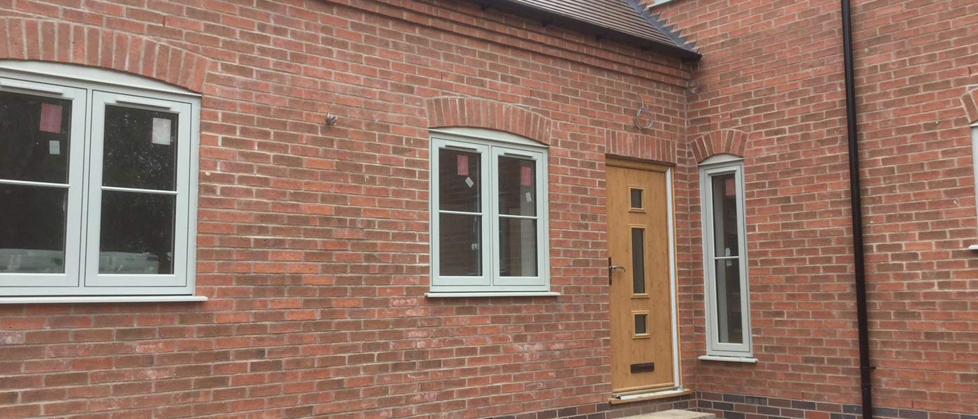 composite doors from Ecologic Windows and Doors Worcester