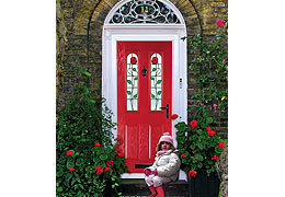 upvc and composite doors from Ecologic Windows and Doors Worcester
