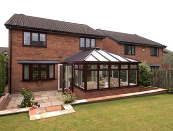 upvc conservatories from Ecologic Windows and Doors Worcester