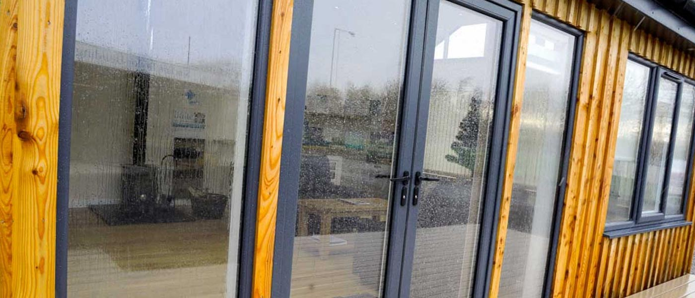 French patio doors from Ecologic Windows and Doors Worcester