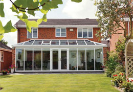upvc georgian conservatories from Ecologic Windows and Doors Worcester