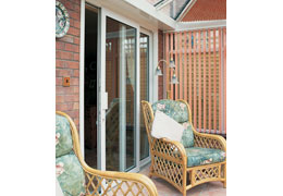 sliding doors from Ecologic Windows and Doors Worcester