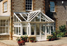 upvc p and t shaped conservatories from Ecologic Windows and Doors Worcester