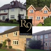 Residence 9 replica windows from Ecologic Windows and Doors Worcester