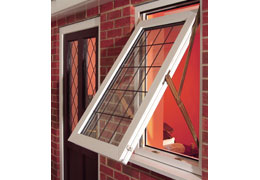 reversible upvc windows from Ecologic Windows and Doors Worcester